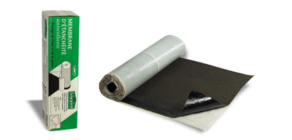 Eave Protection Membrane : Roofing bp canada