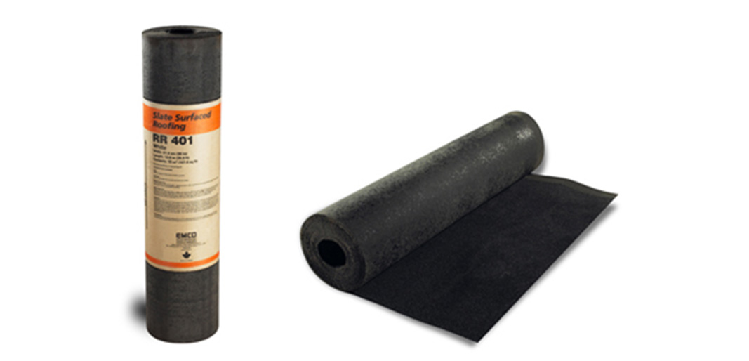 Slate Surface Roll Roofing Bp Canada