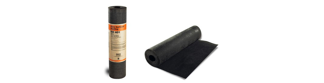 Membrane à surface ardoisée