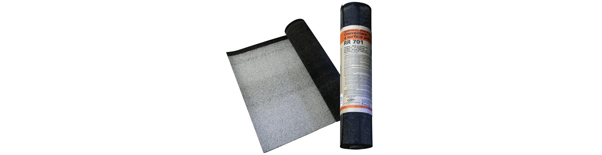 Membrane de finition en fibre de verre