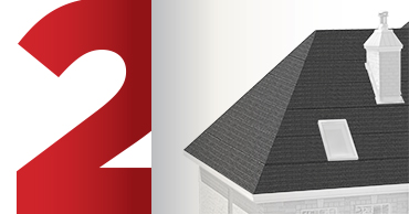 High-performance roofing underlayments