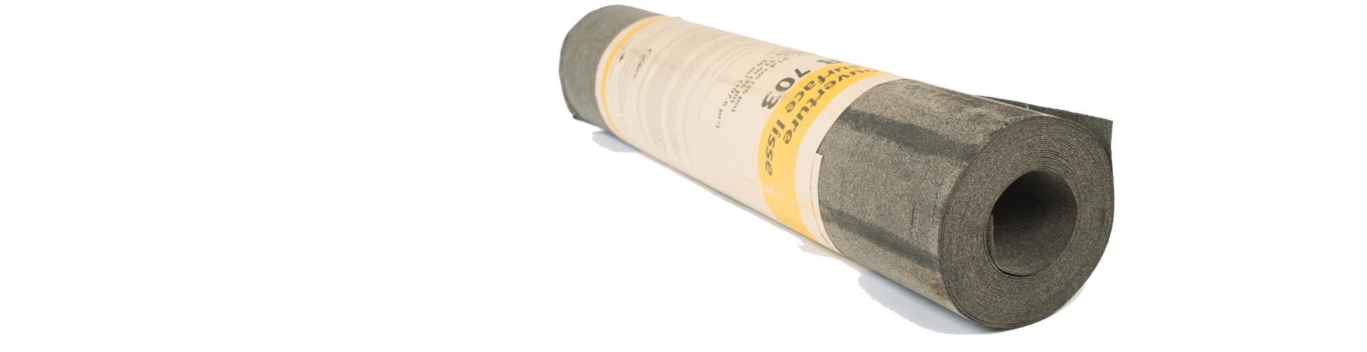 Sous-couche en fibre de verre