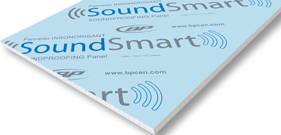 INTRODUCTION OF THE NEW SOUNDSMART ACOUSTIC PANEL
