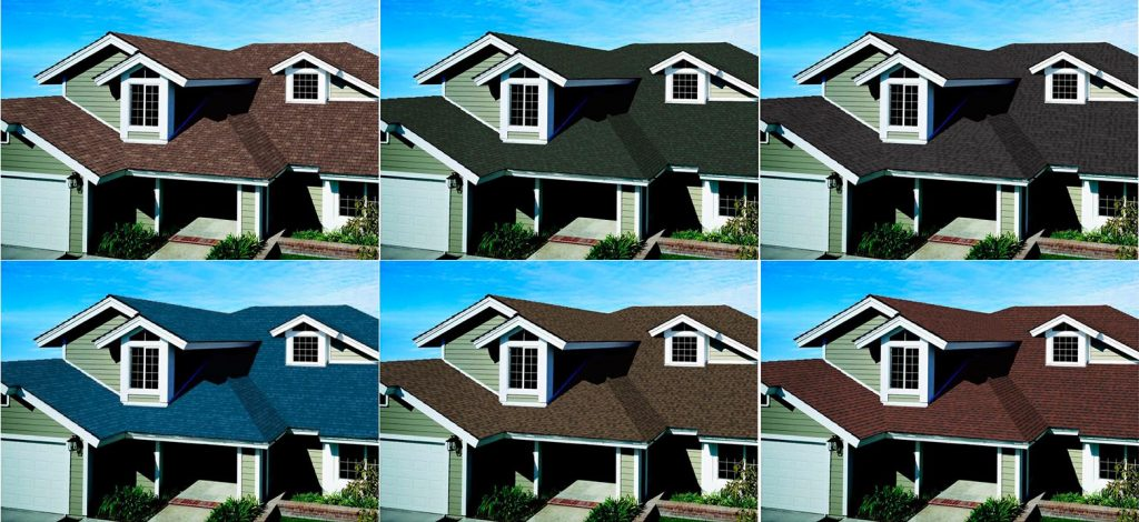 Tips for Choosing the Colour of Your Shingles